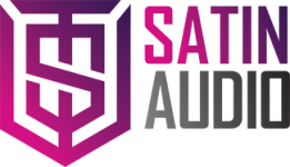 Satin Audio Logo