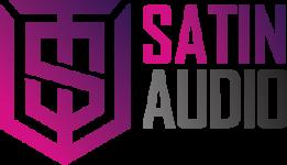 Satin Audio Logo