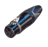 XLR 4-Pin F